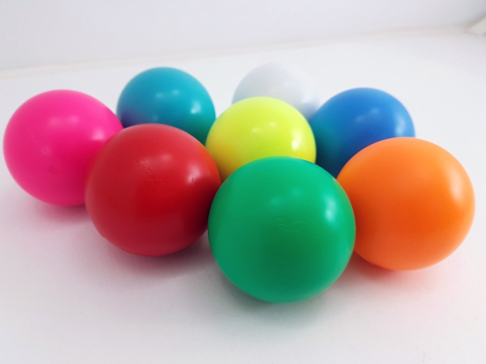 Henrys Hybrid Juggling Balls | HiX-Ball  62 mm