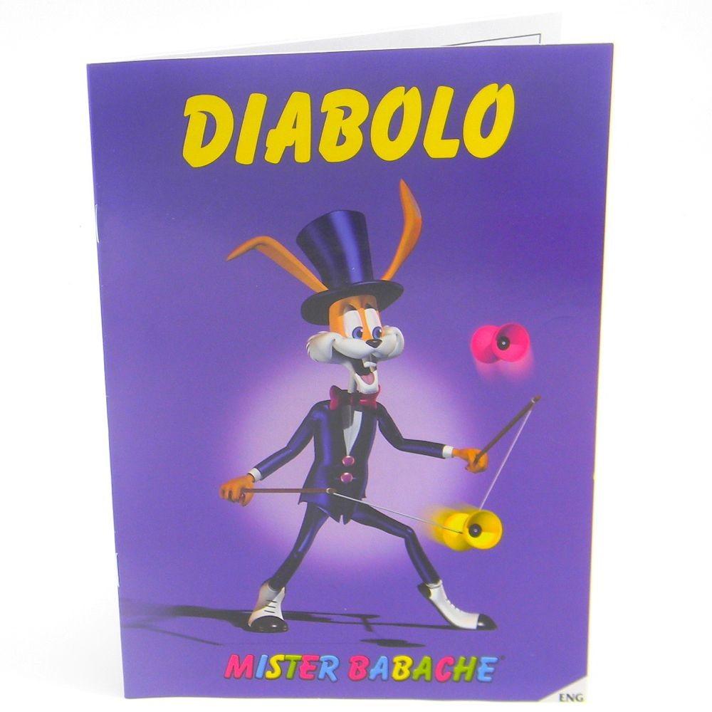 Mr Babache Diabolo Booklet