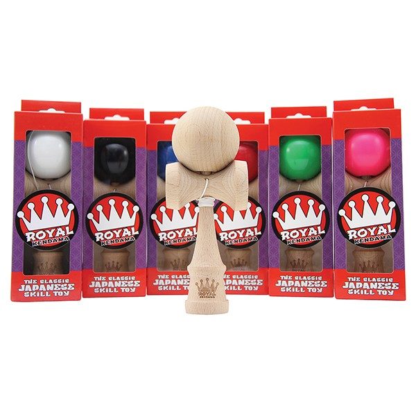 Royal Kendama - Competition Model