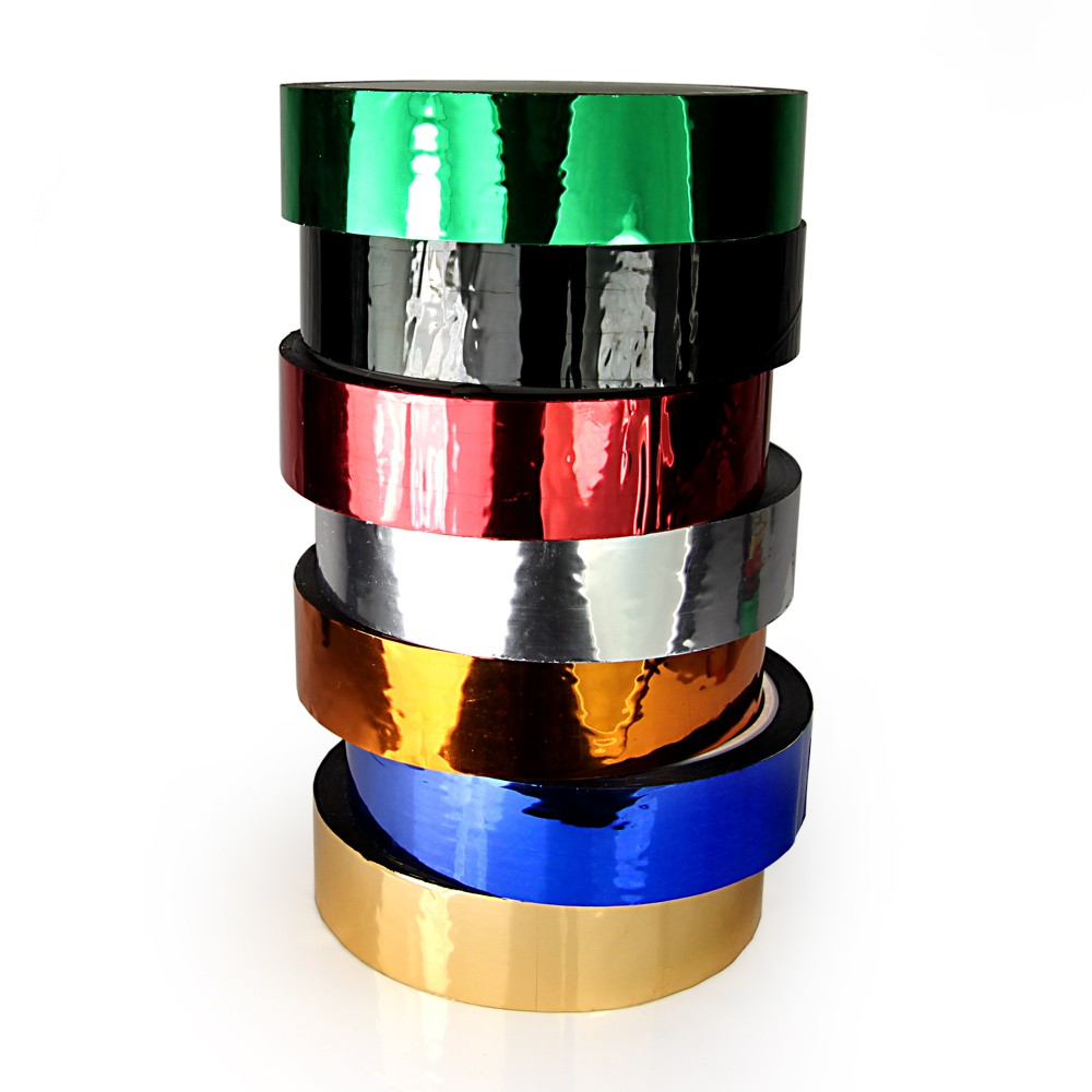 Metallic 'Pro-Gaff' Tape - 24mm - 23m - 7 Colours Available