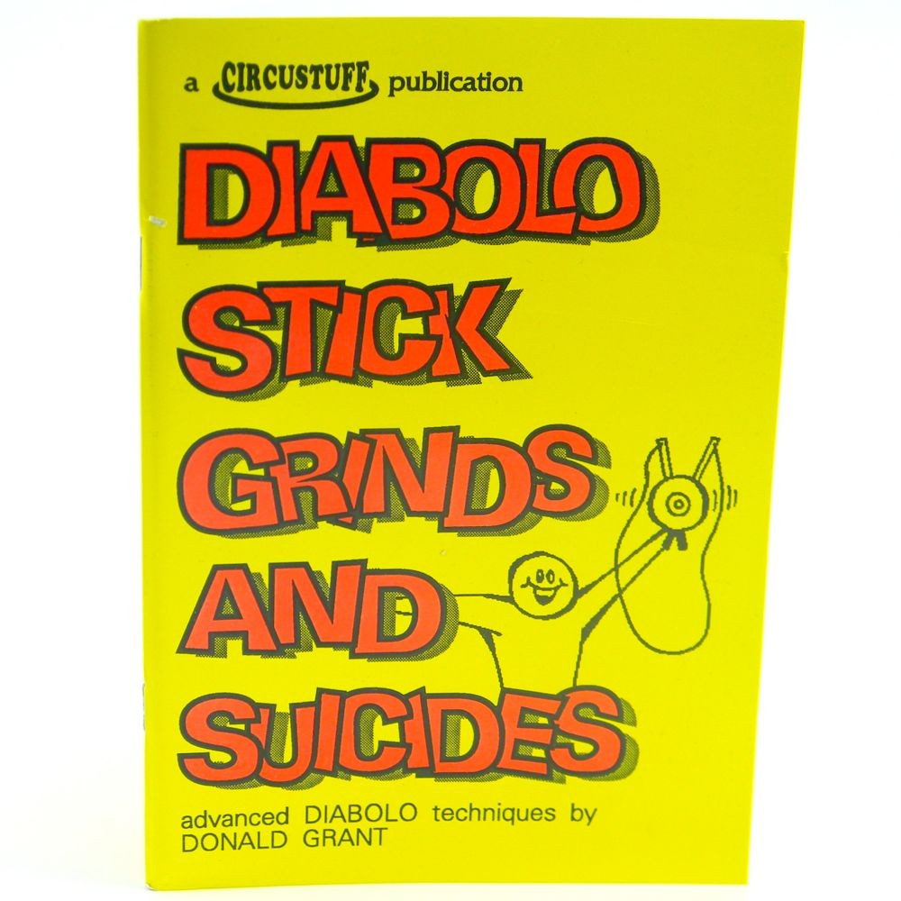 Diabolo -  Stick Grinds and Suicides Book