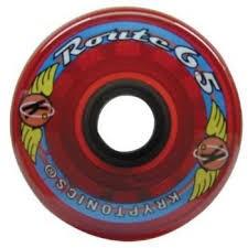Kryptonics | Route Longboard Wheels - 65mm / 78A