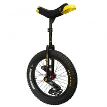 "Qu-Ax Muni 19"" Trials Unicycle - Q-AXLE Version"