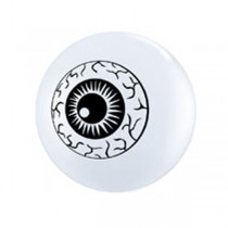 "Qualatex 5"" Scary Eye Ball Ballons"