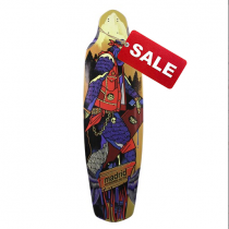 "Madrid Premium Freeride 2014 Bigfoot 38"" Deck"