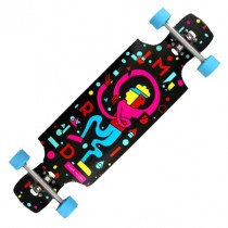 "Madrid Riot 'Workout' 34.25"" Complete Board"