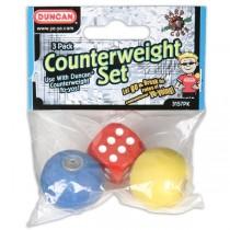 Duncan Counterweights - Set of 3