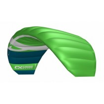 Cross Kites. Quattro 4.5m - GREEN