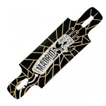 "Madrid Riot 'Cast' 34.25"" Deck"