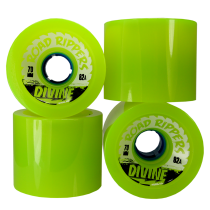 Divine Wheels Road Rippers 70mm 82a
