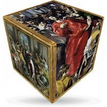V-Cube El Greco - 3 x 3 Straight Puzzle Cube