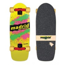 Madrid 'Explosion' Complete Cruiser Board