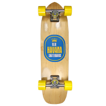 Havana Skateboards Peso Banana Cruiser