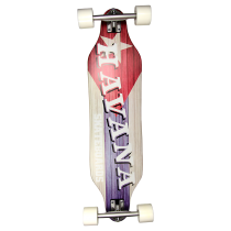 Havana Gemini Top-Mount 'Flag' Longboard