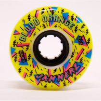 Blood Orange Jammerz Wheels - 60mm / 82a