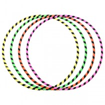 20 x Juggle Dream Hula Hoops Bundle - Zebra