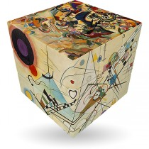V-Cube KANDINSKY  - 3 x 3 Straight Cube