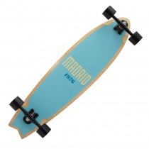 Madrid Gun 'Outline' Complete Longboard