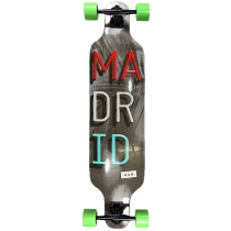 Madrid Trance Core Miami Top Mount Longboard 39""