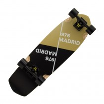 Madrid Picket 'Slant' Cruiser Complete Longboard