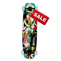 "Madrid Premium Freeride Yeti 38.75"" Deck"