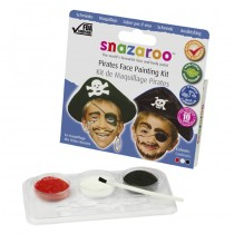 Snazaroo Pirate Kit