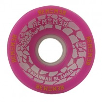 Remember Savannah Slamma Wheels 70mm / 78a