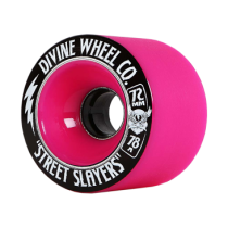 Divine | Divine Street Slayers Wheels 72mm / 78a
