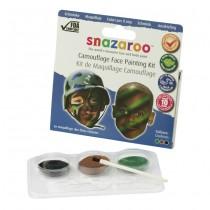 Snazaroo Camouflage Kit