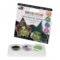 Snazaroo Wicked Witch Theme Pack