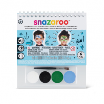 Snazaroo Under The Sea Face Painting Kit