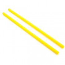 Oddballs Devil Sticks | Silicon Handsticks Yellow - Pair